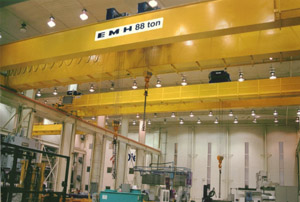 Double Girder Top Running Crane
